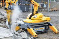 Brokk 100 Demolition Machine