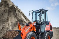 R30-Series Wheel Loaders