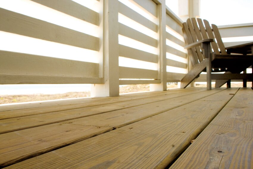 Lumber Life Cycle: Wood vs. Composite Decking