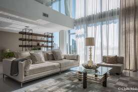Mila Design | Penthouse 7 at 4 Midtown | Miami, FL