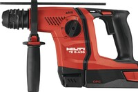 Hilti Releases New Cordless Tools