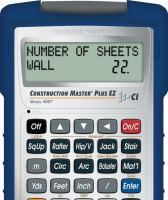 Is the Construction Master Plus EZ Easy to Use?