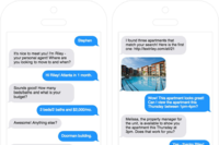 Apartment Hunting by Texting