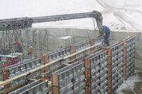 Too Cold for Concrete?