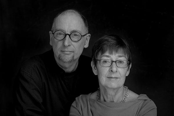 John Tuomey, Hon. FAIA, and Sheila O'Donnell, Hon. FAIA, will receive RIBA's Royal Gold Medal for Architecture in February 2015.
