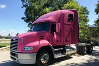 Mack Goes Pink for Breast Cancer Awareness Month