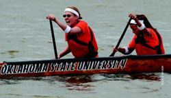 The Oklahoma State University team finished in 11thplace at last year's competition.