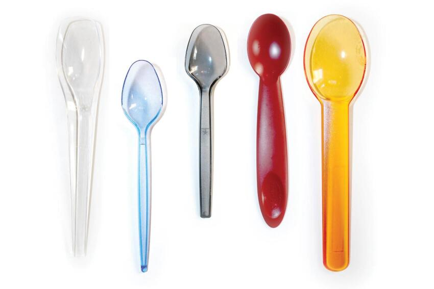 The Fascination with Plastic Spoons