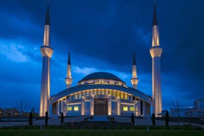 Ahmet Hamgi Akseki Mosque