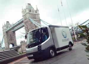 The Modec Zero Emission Vehicle, sold in the United Kingdom for several  years, is entering the U.S. market.