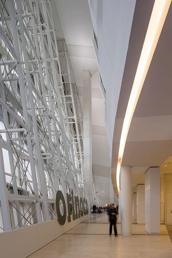 An image of the museum interior.
