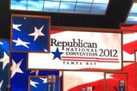 Wright Inspired Republican National Convention Stage