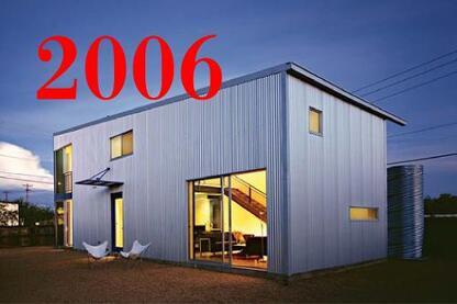 2006 Residential Architect Design Awards