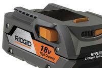 Ridgid 2.0 and 4.0 Ah Batteries