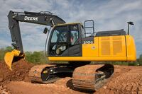 G-Series Excavators from Deere