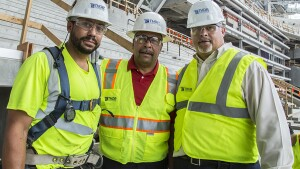 Through hard work and dedication Thor Construction has evolved into one of the largest African-American owned construction companies in the nation. Based on the solid foundation of their history, they are committed to providing quality projects and services to all of the customers and communities that they serve.