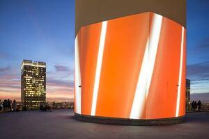 MAS Context and Luftwerk Light Up Marina City