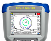 Surveyor2 data collector for surveyors from Carlson Software