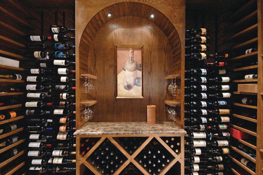 Rack Rooms: Wine Cellar Design Tips