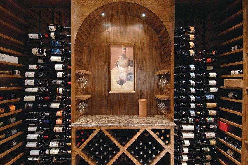 Rack Rooms: Wine Cellar Design Tips