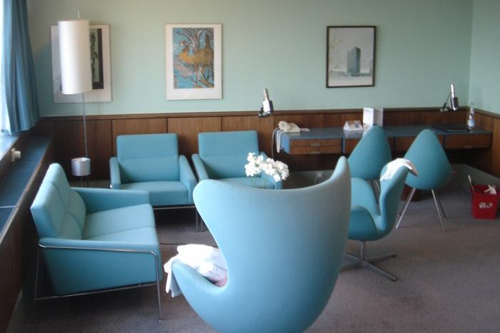 A Stay in Arne Jacobsen's Room 606