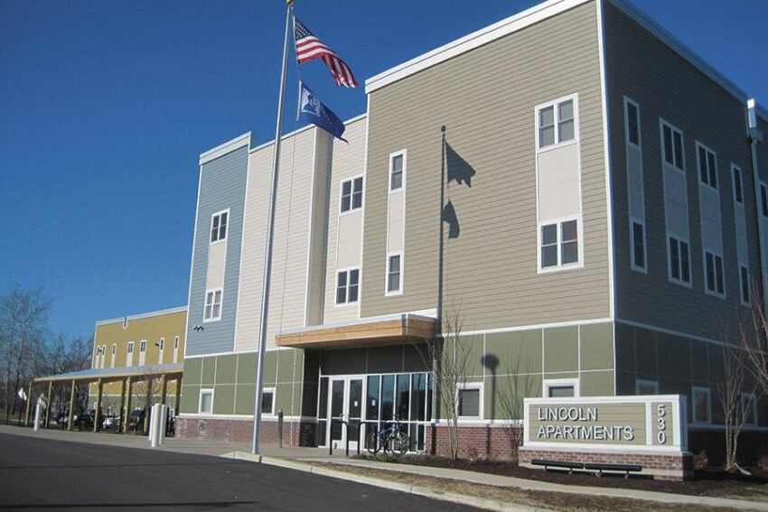 First Permanent Supportive Housing for Vets Opens in Indianapolis