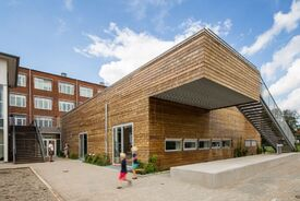 Extension to Gentofte School