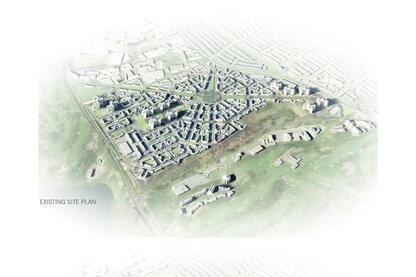Parkmerced Vision Plan