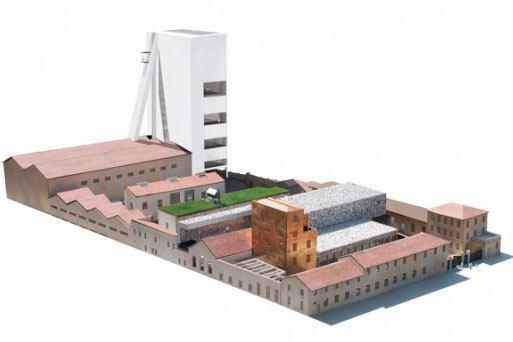 Fondazione Prada, Milan by AMO