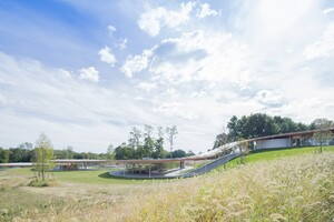 SANAA's Grace Farms Wins Mies Crown Hall Americas Prize