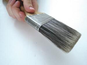 Paintbrush--originally published in a Scott Burt story in JLC