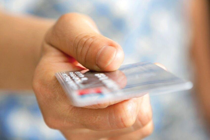 Control Company Credit Card Use