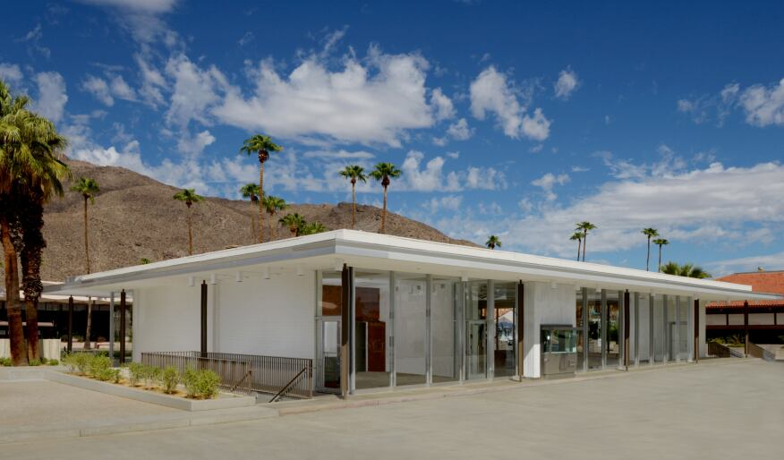 Architecture and Design Center, Palm Springs, Calif.