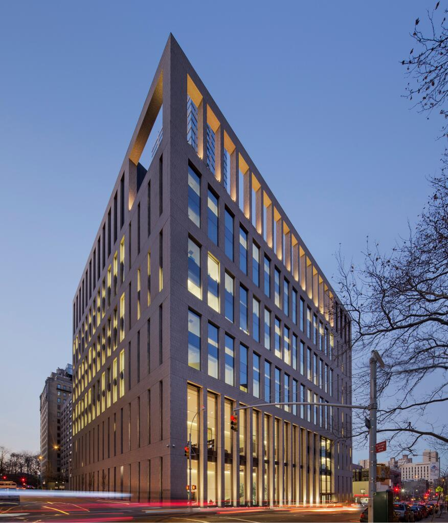 Mount Sinai Hess Center for Science and Medicine, New York, by Skidmore, Owings & Merrill