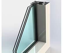 AirClos S110 Thermal Bi Fold Doors