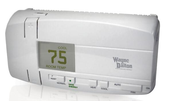 With the right Z-Wave setup, users can include their Z-Wave thermostat in room scenes activated by their garage door opener as they come and go.
