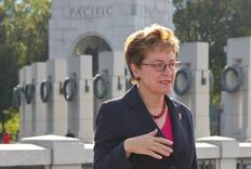 Representative Marcy Kaptur on the Impact of the WWII Memorial Closure