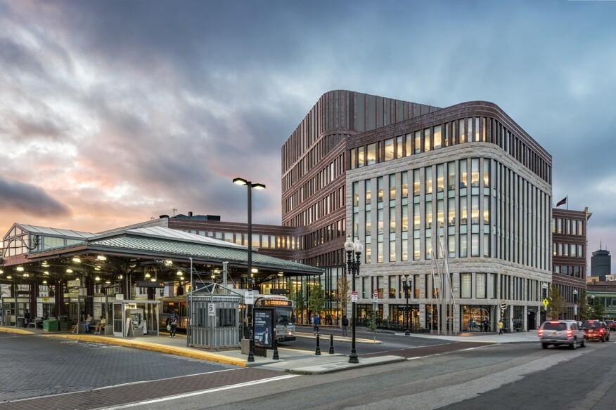 Bruce C. Bolling Municipal Building— Boston, MA