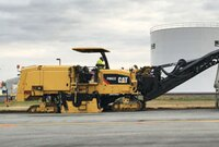 Cold Planer from Caterpillar