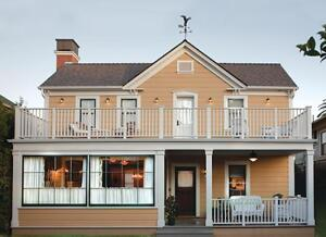 This historic Santa Barbara boarding house now exceeds LEED Platinum standards.