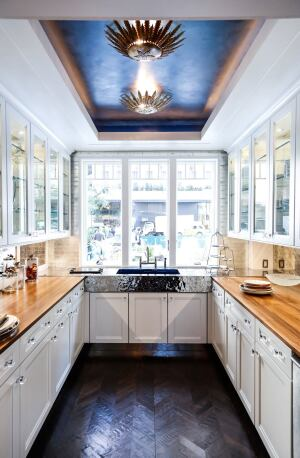advice from kitchen designer mick degiulio | custom home magazine