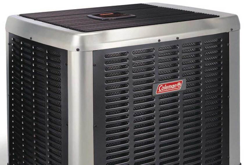 Upper Echelon: Coleman Echelon 16 SEER Air Conditioner