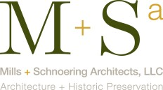 Mills + Schnoering Architects Logo