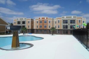 Big Score: Place Properties secures financing for student housing projects set for delivery in 2009.