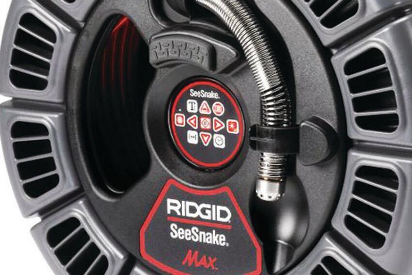 Ridgid's SeeSnake Max rM200