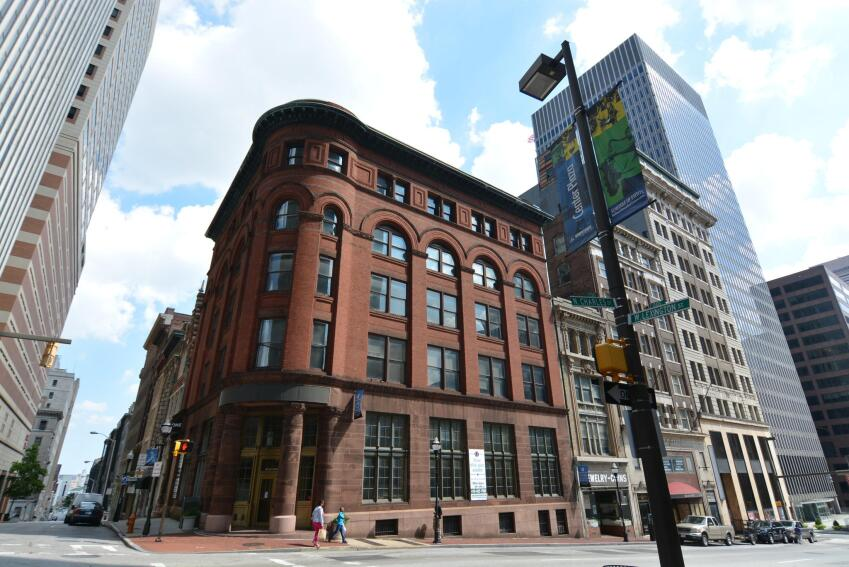 New Owners Plan Renovation, Apartments in Central Savings Bank