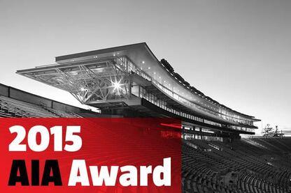The 2015 Winners of Thomas Jefferson Awards