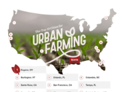The Top 10 Cities for Urban Farming