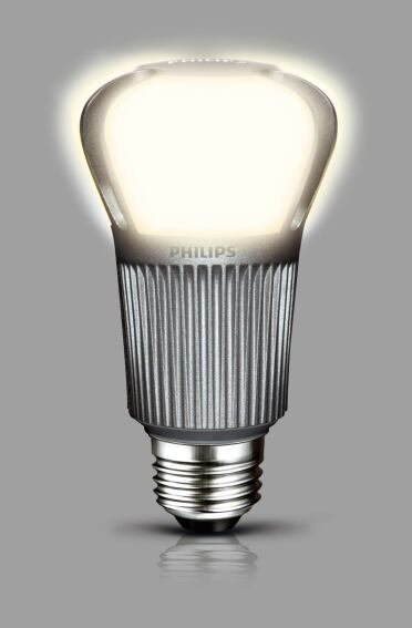 LED Bulb for Standard Fixtures From Phillips