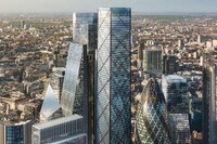 Plans for London's Record-Breaking Skyscraper are Approved